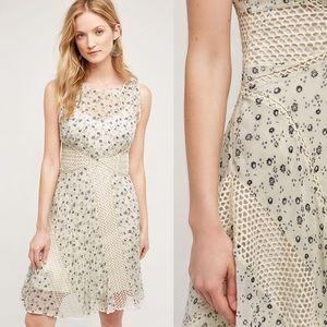 Floreat Windswept Lace cream floral dress